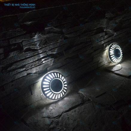 đèn ốp tường năng lượng mặt trời ht659