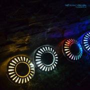 đèn trang trí sân vườn năng lượng mặt trời ht659