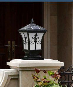 Đèn trang trí cổng nhà