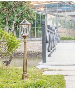 Đèn trang trí lối đi cao cấp
