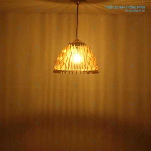 đèn gỗ đẹp HT591