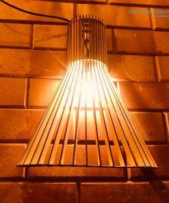 Đèn gỗ gắn tường ht629