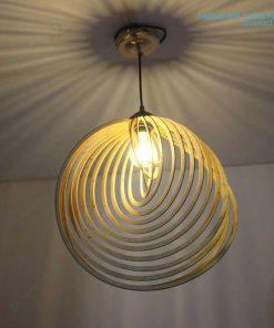 đèn gỗ giá rẻ Ht589