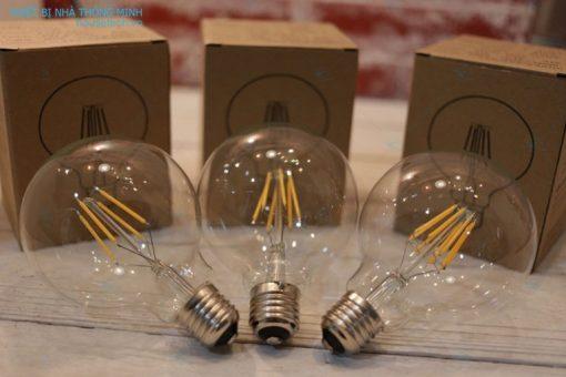 Đèn có 2 loại công suất 6W-8W