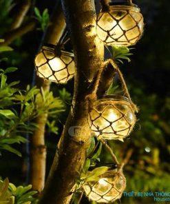 Đèn năng lượng trang trí cây tại Hà Nội