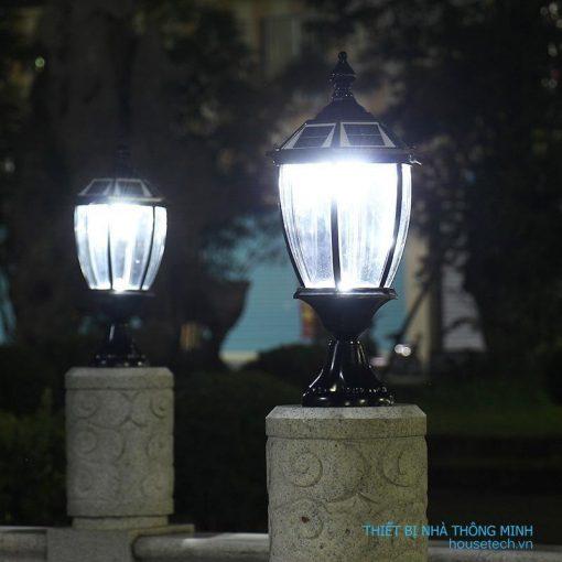 Đèn trang trí trụ cổng