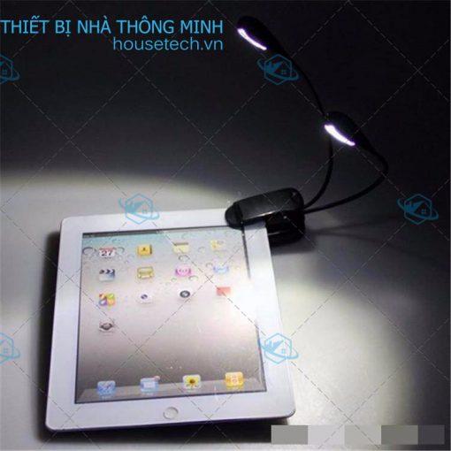 Đèn 4LED sử dụng khi chơi ipad