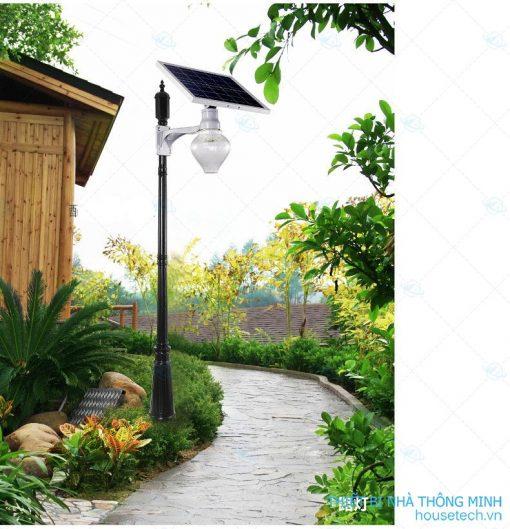 Đèn chiếu sáng đường năng lượng mặt trời giá rẻ