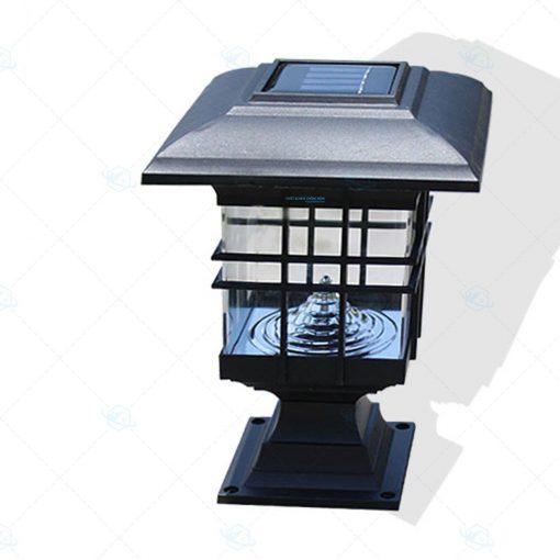 Đèn năng lượng mặt trời sân vườn ở Hà Nội