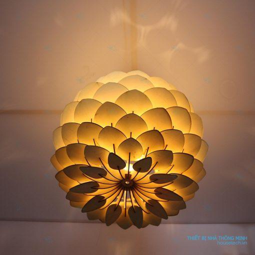 Đèn thả trần cúc vạn thọ HT705