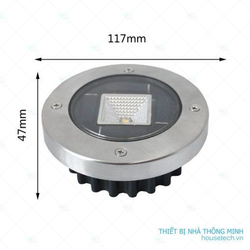 kích thước của đèn